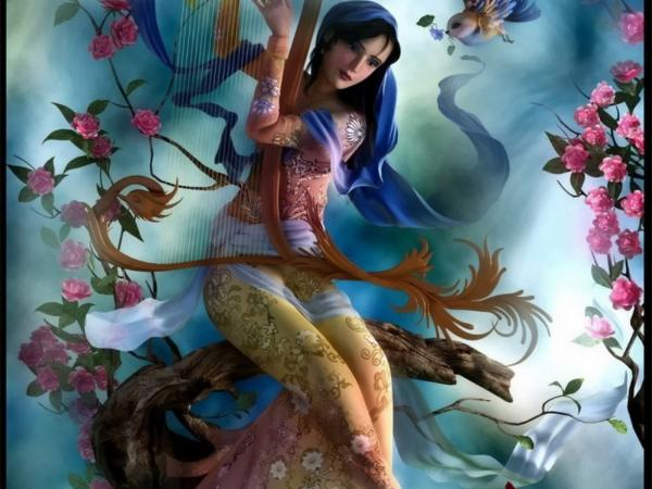 Sweet Faery Baby, Fairies 3