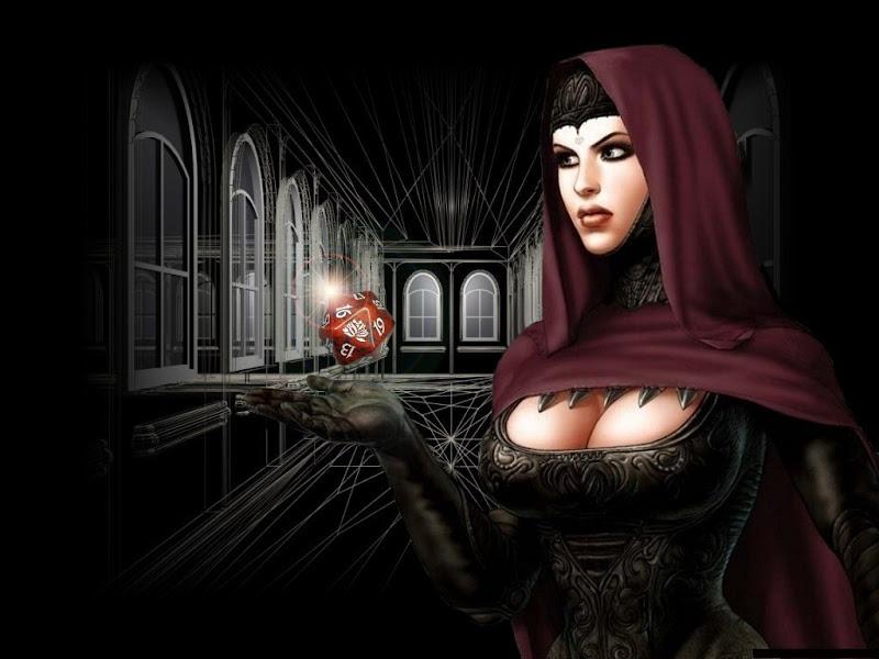 In Black Citadel, Black Magic