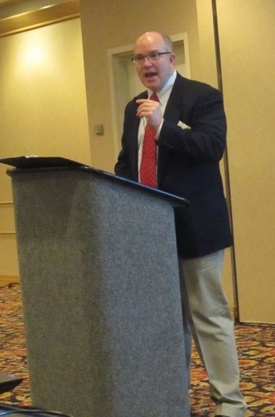 Sam Tharpe, Mid-west Meeting Committee Chair