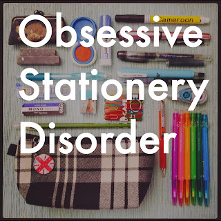 Obsessive Stationery Disorder