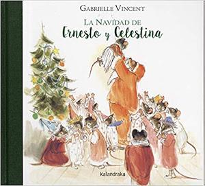 Comprar libro La Navidad de Ernesto y Celestina