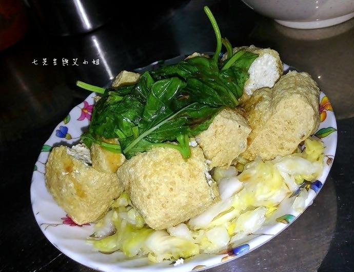 7 後港臭豆腐 大腸麵線