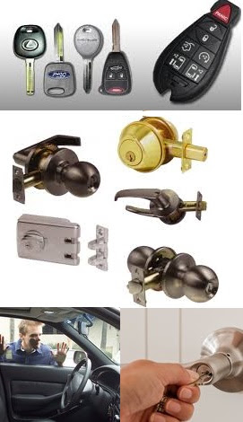 24 hour lock and key service