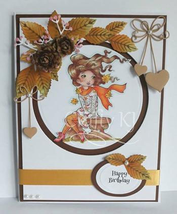 Karen - autumn or autumn colours (week 469)