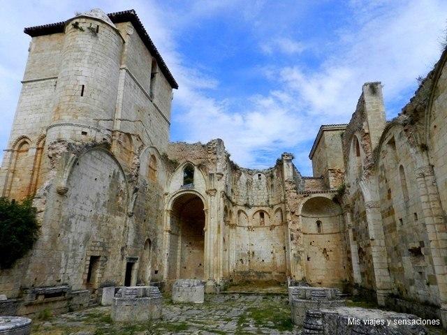 Monasterio de San Pedro de Arlanza en Burgos