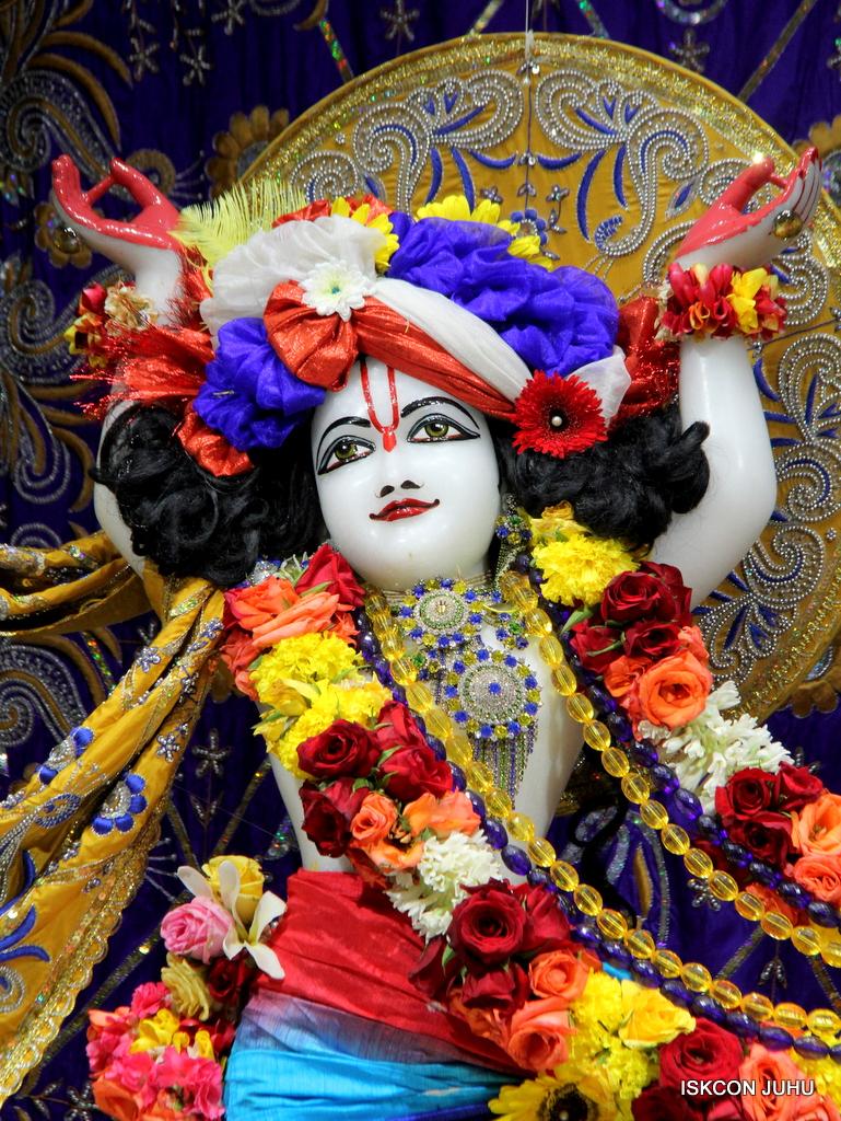 ISKCON Juhu Sringar Deity Darshan on 7th Sep 2016 (109)