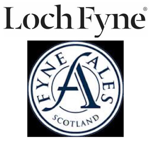 Loch Fyne Oysters, Smoked salmon, Fyne Ales, This Gose, craft beer