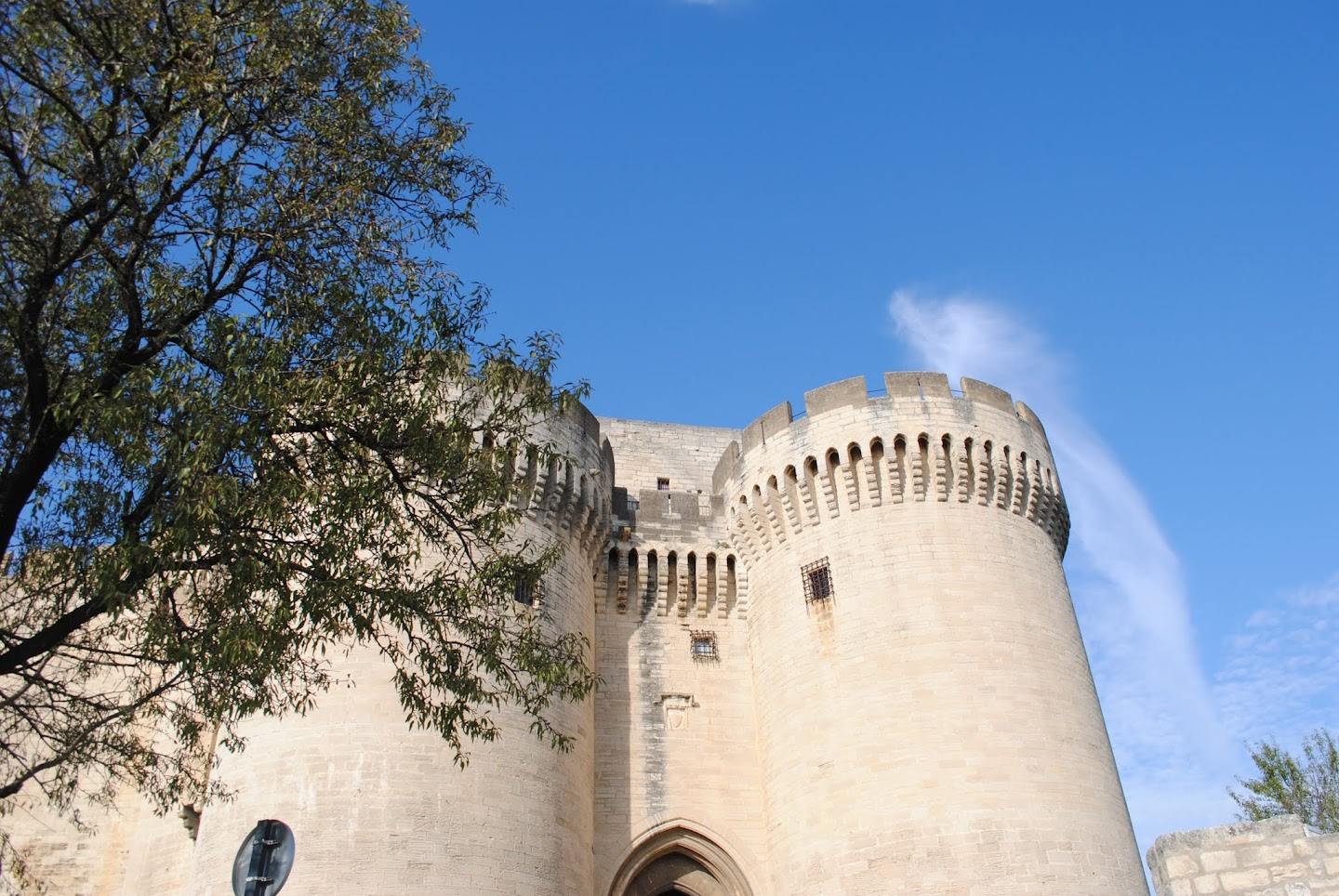 My Photos: France -- Villeneuve-les-Avignon -- Fort Saint-André