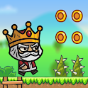 King Adventure Jumper Game icon