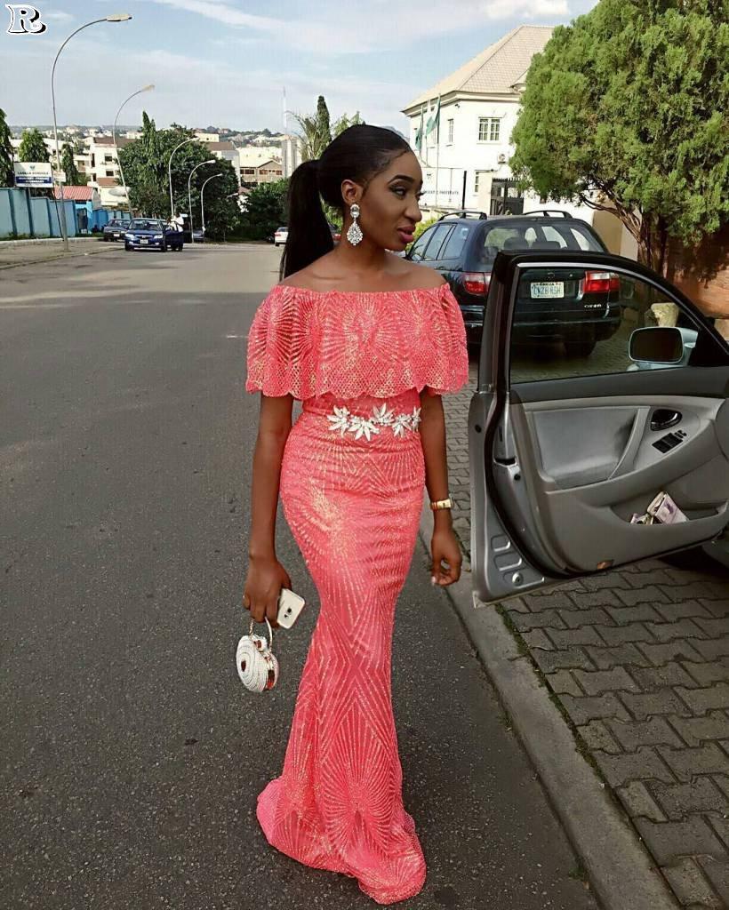 Aso_Ebi Fashion for Wedding Guests 2018