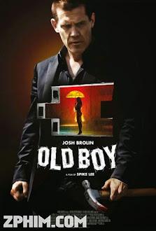 Đồng Môn - Oldboy (2013) Poster