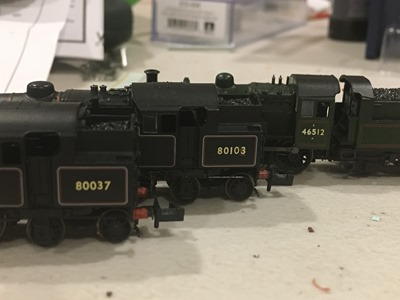 Std 4 and Ivatt renumber