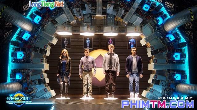 Xem Phim Người Bảo Hộ 1 - Reboot: The Guardian Code Season 1 - phimtm.com - Ảnh 3