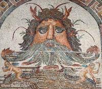Θεός Πόντος,μυθολογία.