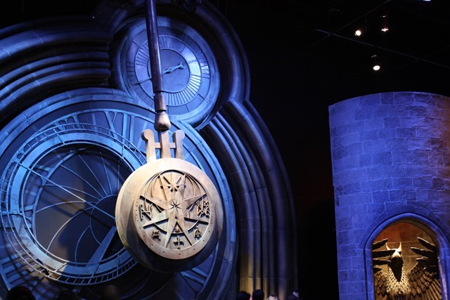 The Warner Bros Studio Tour, London