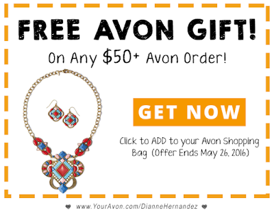 Avon Campaign 12 Special Offers 1