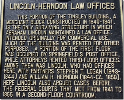 Lincoln-Herndon Law Office