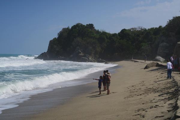 Tayrona Beach 001