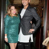 OIC - ENTSIMAGES.COM -  Lady Nadia Essex and Dr. Vincent Wong at the Channel 5  launch of Gambling Awareness Day London 6th March 2015 Photo Mobis Photos/OIC 0203 174 1069
