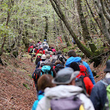 National de randonnée pédestre FSASPTT - Béziers 2013