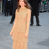 WWW.ENTSIMAGES.COM -    Keira Knightley arriving at    58th BFI LFF - The Imitation Game - opening film at Odeon Leicester Square, London October 8th 2014A biopic of Alan Turing, which opens this year's BFI London Film Festival.                                                    Photo Mobis Photos/OIC 0203 174 1069