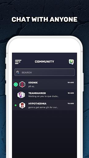GIZER   The Global Gaming Network screenshot 6