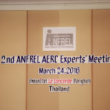 AERC Expert'Meeting 24-25 March 2016