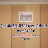 AERC Expert'Meeting 24-25 March 2016