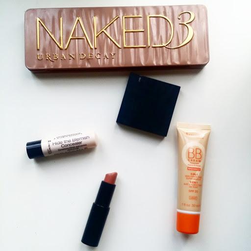 benefit rimmel naked 3