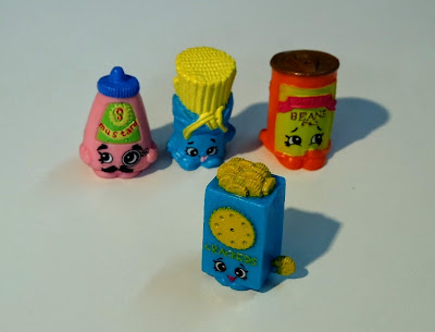 Shopkins - Serie 2: Despensa
