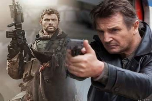 Movie Reviews 12 Strong, The Commuter