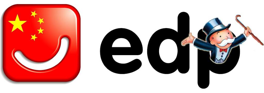 novo logo EDP