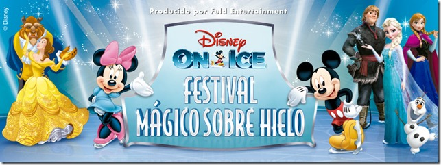 Disney on Ice sibre Hielo Argentina 2017