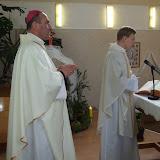 Пасха-2008. Богослужение с участием епископа Демьянко.