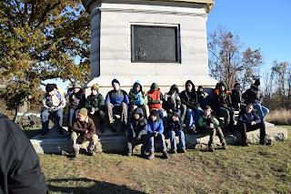 Gettysburg Trip November 2017