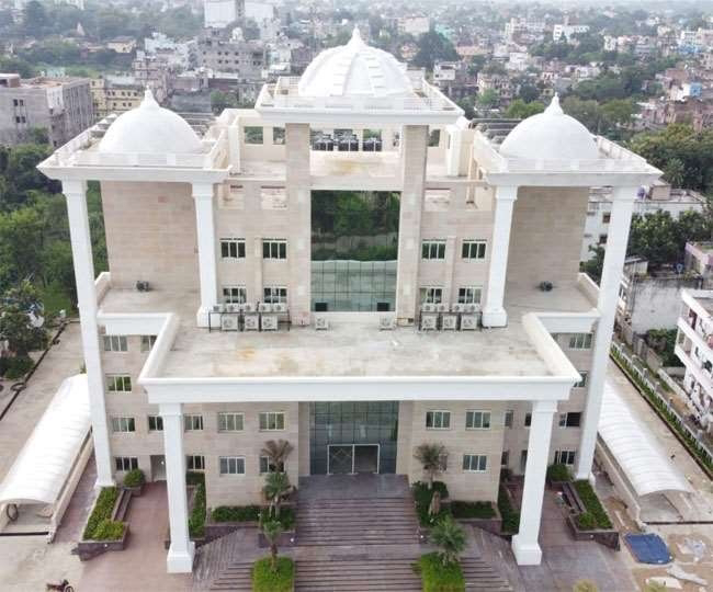 Deoghar Nagar Nigam News: देवघर नगर निगम के नए भवन का उद्घाटन