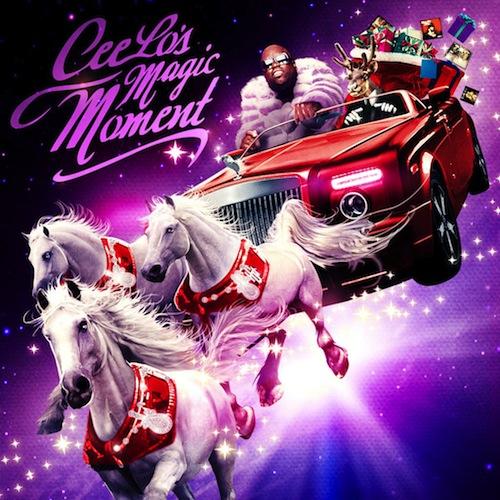 CeeLo Green – Run Rudolph Run