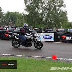 Fotorelacja ze szkolenia Motocyklowego TYLKO DLA PAŃ przeprowadzonego przez Moto-Sekcję na Torze ODTJ Lublin w dniu 11.08.2018r.