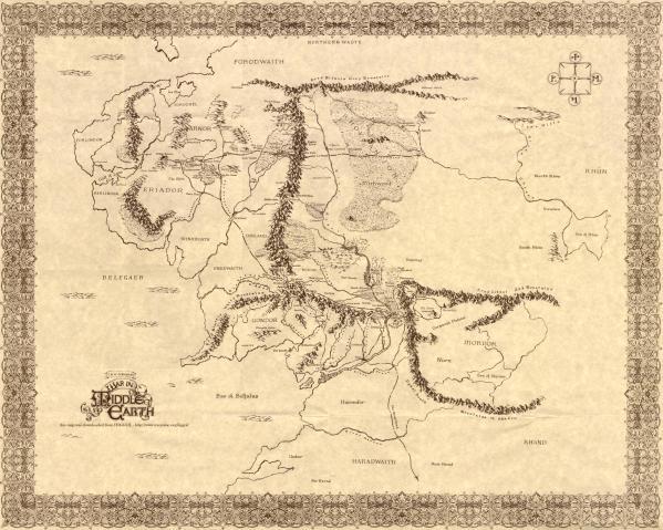 Middle Earth Lands, Fantasy Scenes 1