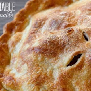 Apple Pie Without Butter Recipes