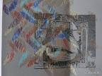 Weihnachten, Kopie, Buntstift 2005