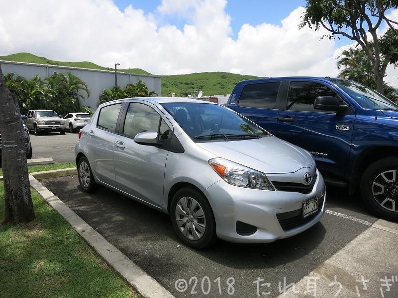 ハワイ旅行⑱ レンタカーはワイキキのワンズレンタカーが穴場でおすすめ 日本語で大丈夫 口コミ・レビュー