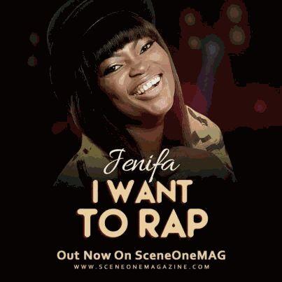 Mp3: Funke Akindele (Jenifa) – I Want To Rap