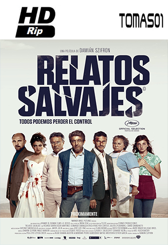 Relatos Salvajes (2014) HDRip