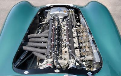 1956 Aston Martin DBR1 sells for 22.5 million dollars at the Monterrey Car Week Auction