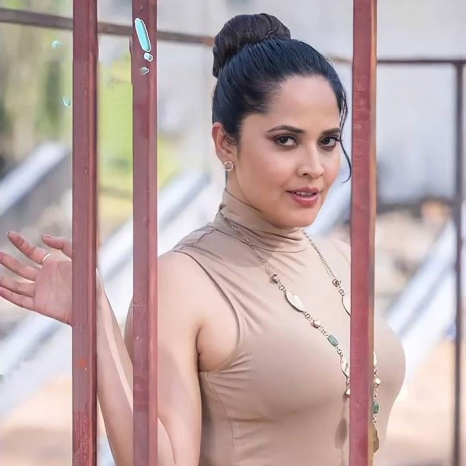 Telugu Anchor Anasuya Latest Hot Stills