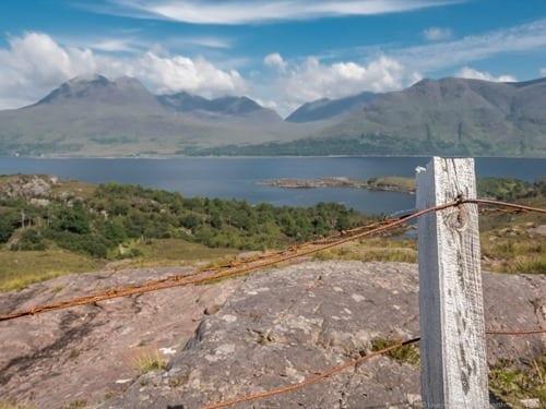 Scottish Loch views