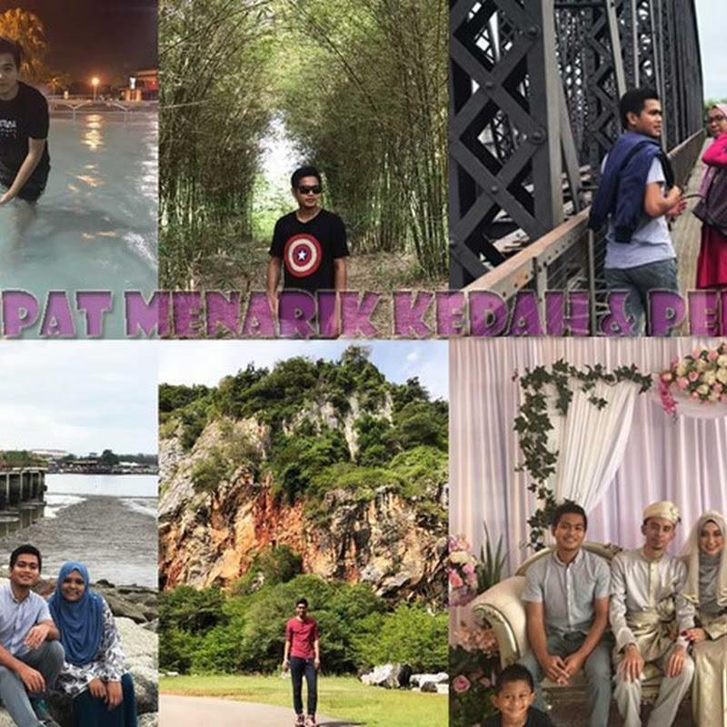 Jalan-Jalan Tempat Menarik di Kedah & Perlis