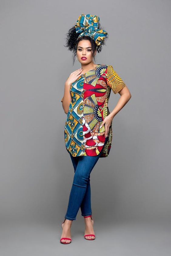 LATEST AFRICAN FASHION FOR WOMAN THIS SEASON 3