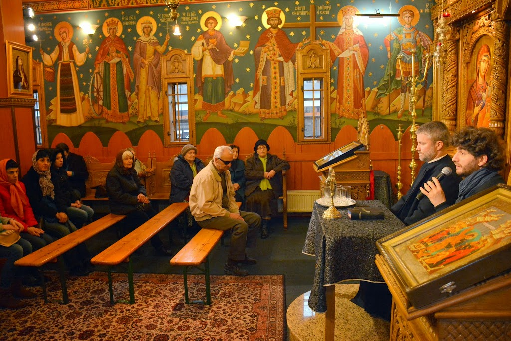 Pr. Silviu Tudose Perioada Triodului - urcus spre Inviere - (14)